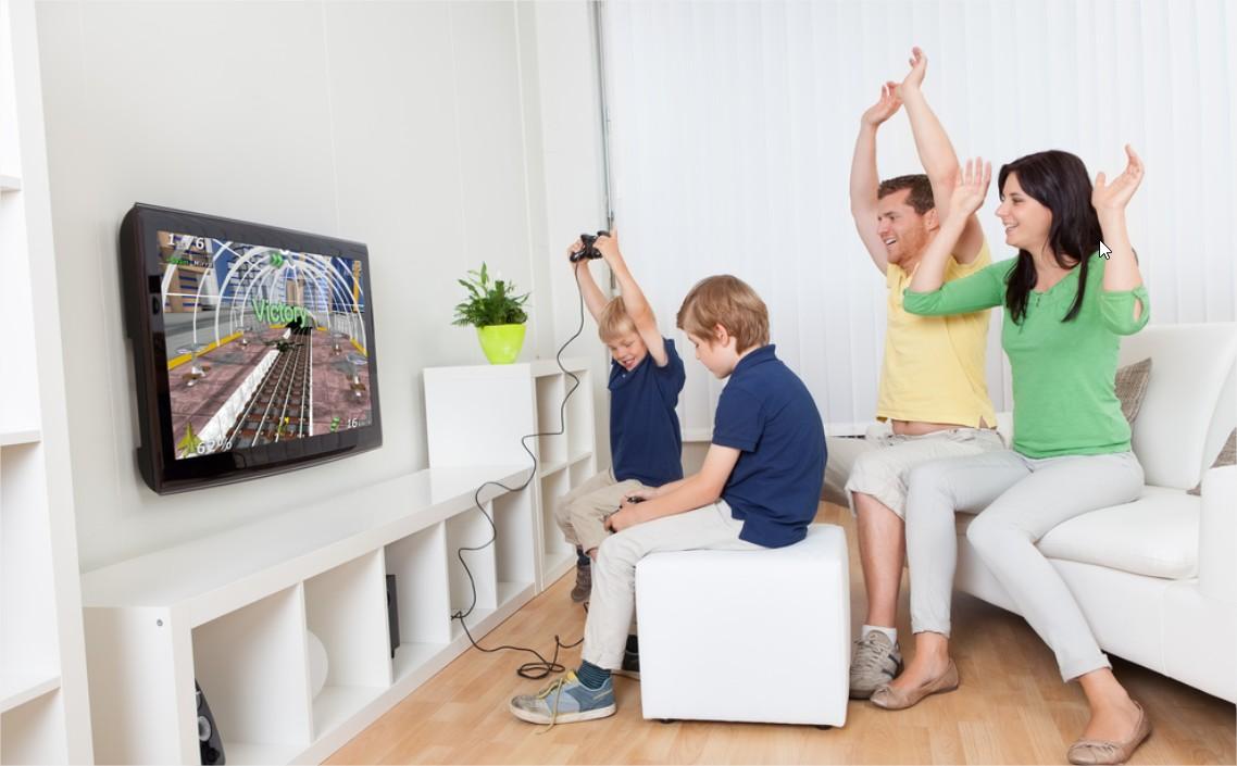 juegos de video para ejercitarse