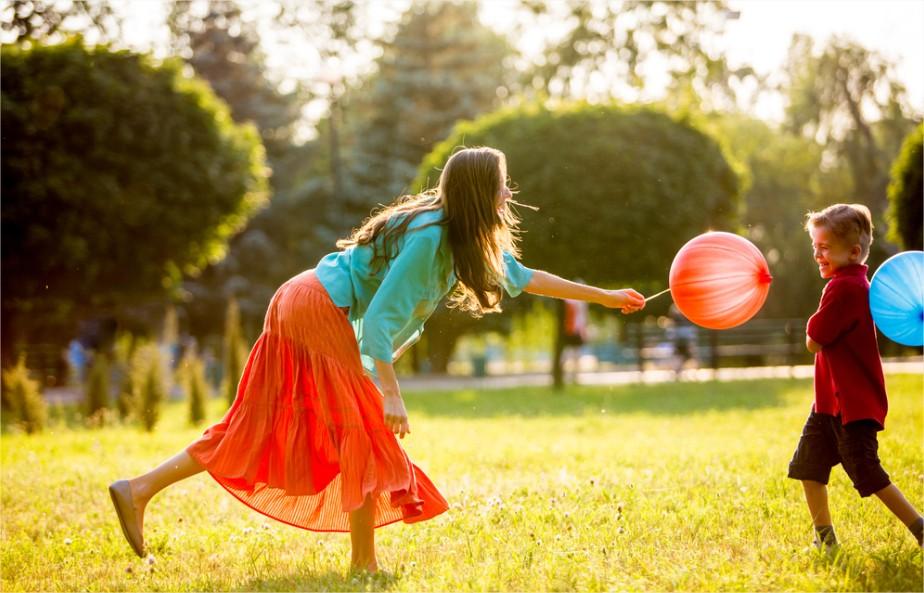 juegos y deporte con tus hijos