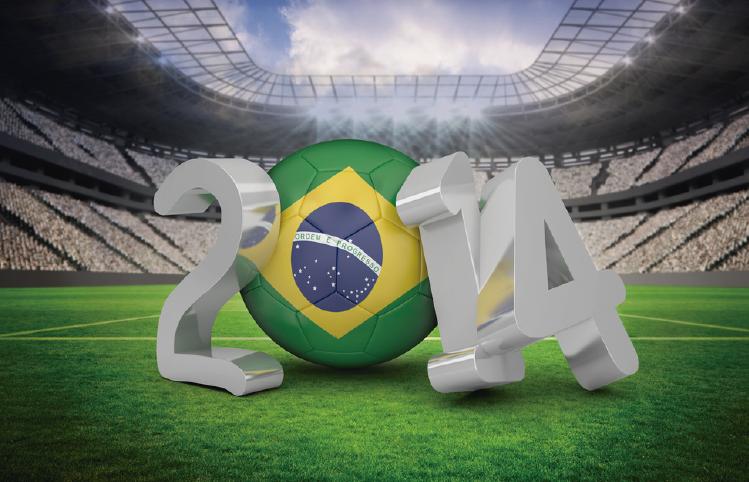 ASÍ SE VIVIÓ EL MUNDIAL BRASIL 2014
